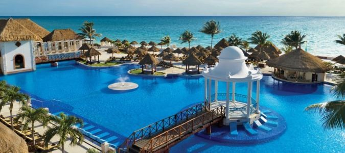 Now Sapphire Riviera Cancun - Unlimited-Luxury