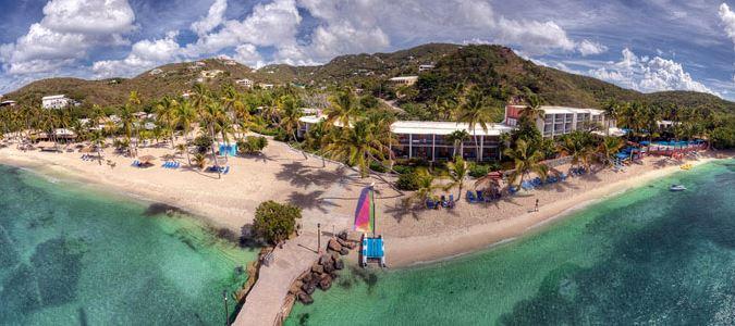Bolongo Bay Beach Resort St Thomas Caribbean Hotels